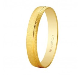 Alianza de boda en oro 3,5mm (5135473)