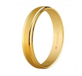 Alianza de boda de oro 4mm (5140044)