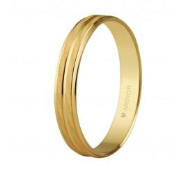 Alianza de boda 4mm (5140340)
