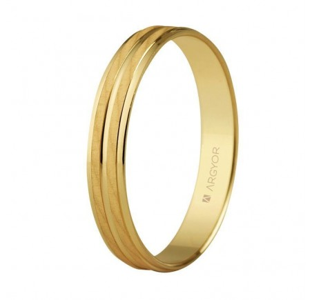 Aliança de casament 4mm (5140340)